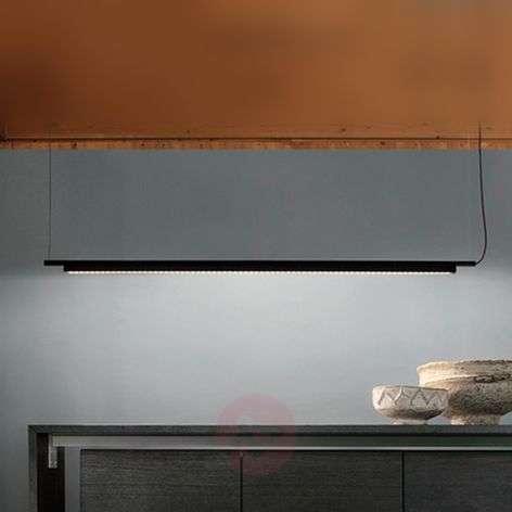 Luceplan Compendium - LED pendant light, black
