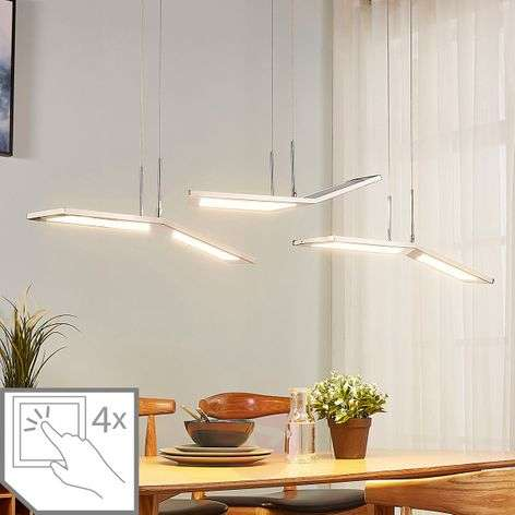 Luciano dimmable LED pendant light