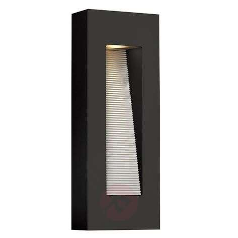 Lunias - rectangular LED outdoor wall light