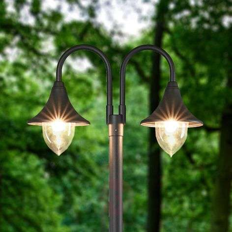 Madea two-bulb post light-9630067-31