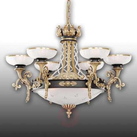 Magnificent chandelier Tudor