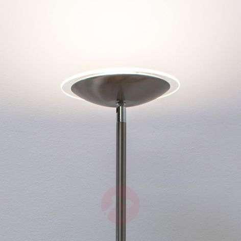 Malea - LED uplighter, matt nickel