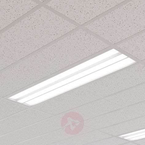 Malo LED panel for louvre ceilings, 30 cm x 120 cm