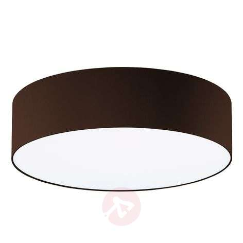 Mara Ceiling Light Chintz Mocha Brown