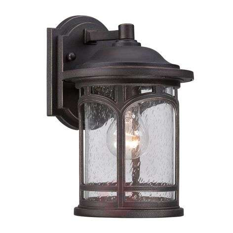 Marblehead - small wall light for outdoors