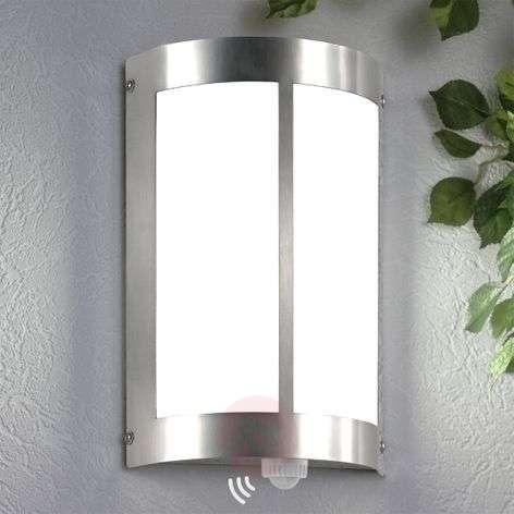Marco2 Practical Exterior Wall Lamp incl. Sensor