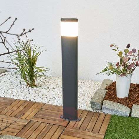 Marius dark grey LED path light