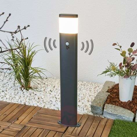 Marius LED path light with motion sensor