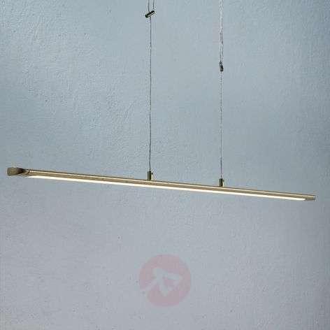 Matilja filigree LED pendant lamp in gold-9994136-32