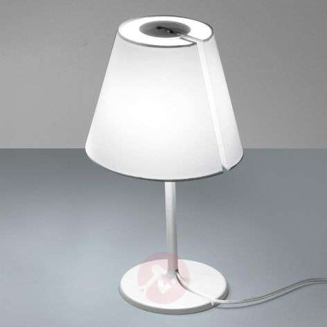 Melampo notte bedside light, grey