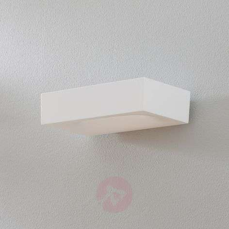 Melete white LED wall light, 2,700 K