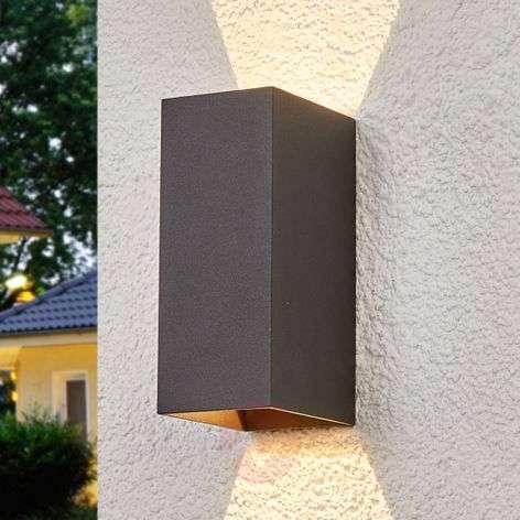 Mikka 2-bulb LED outdoor wall light-9969032-32