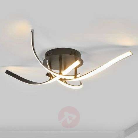 Milane dimmable LED ceiling lamp