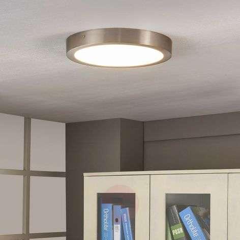 Milea - round LED ceiling light