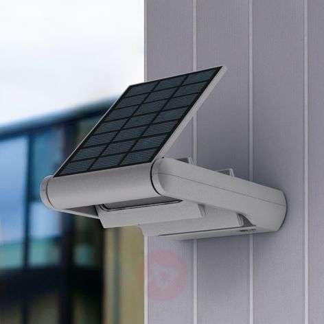 Mini LEDSpot solar powered LED exterior wall light