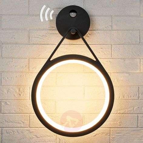 Mirco - LED outdoor wall lamp with sensor