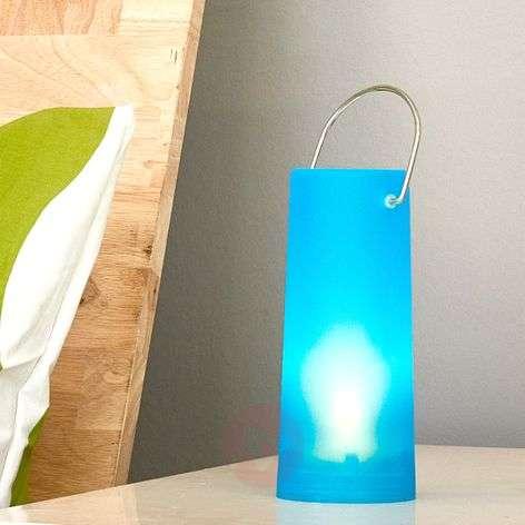 Mobile LED lamp PAVILLIA, different colours