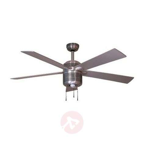 Modern Alustar ceiling fan with lighting