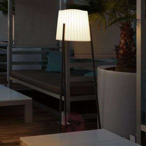 Modern Barcino floor lamp for outdoors