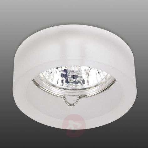 Modern glass downlight MOK