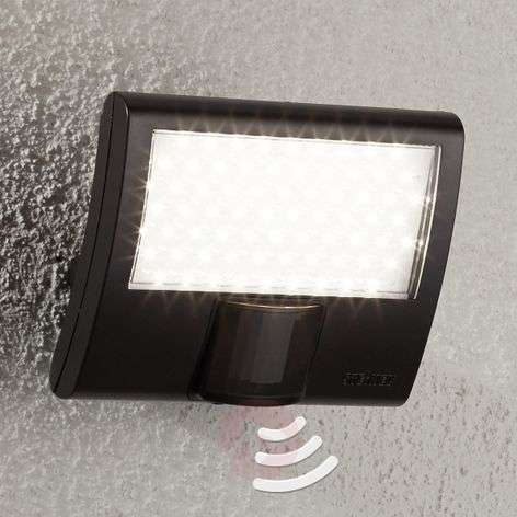 Modern LED outdoor wall lamp XLED curved