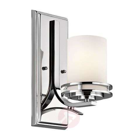 Modern LED wall lamp Hendrik for the bathroom