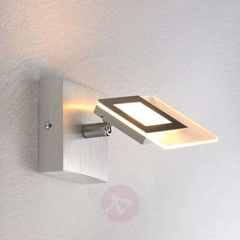 Modern LED wall spotlight Line