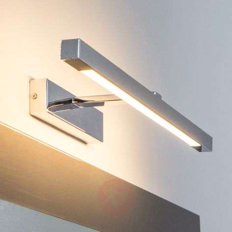 Modern Lievan mirror lamp with LEDs