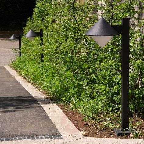 Modern path light 202