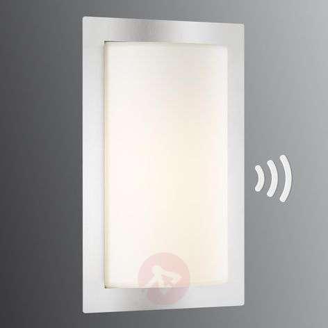 Modern sensor outdoor wall light Luis