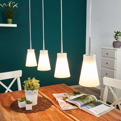 MOMO - multi-bulb pendant light