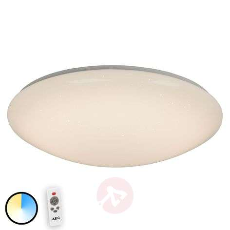 Mono LED ceiling light with remote control