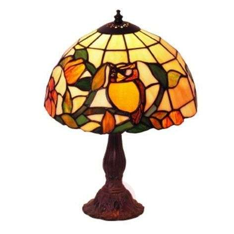 Motif table lamp JULIANA in the Tiffany style-1032198-31