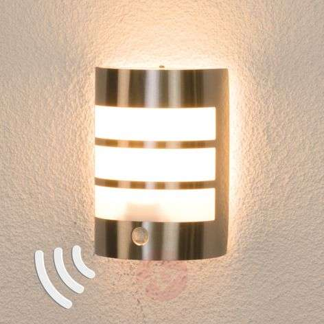 Motion detector outdoor wall lamp Kristian