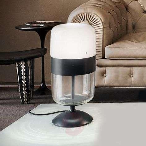 Murano glass table lamp Futura, 48 cm high
