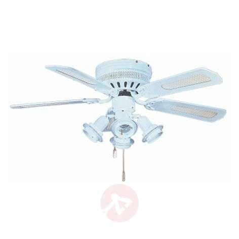 N 413 lighting set for White Liane fan