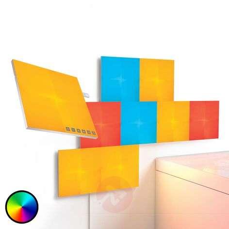 Nanoleaf Canvas starter kit with 9 light panels
