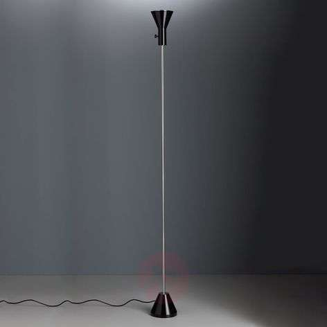 Narrow LED floor lamp Gru with dimmer-9030224-31