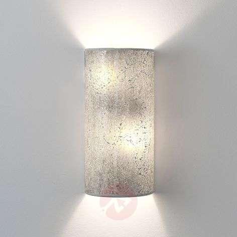 Narziso silver wall light made of glass mosaic-4512508-31