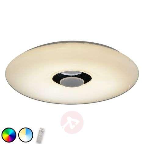 Nashville - LED ceiling lamp with loudspeaker