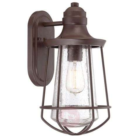 Nautical style - Marine wall light for outdoors