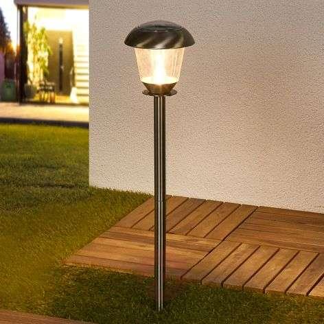 Nela LED solar light for the garden