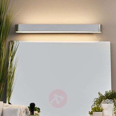 Neven LED Wall Light Chrome Wide