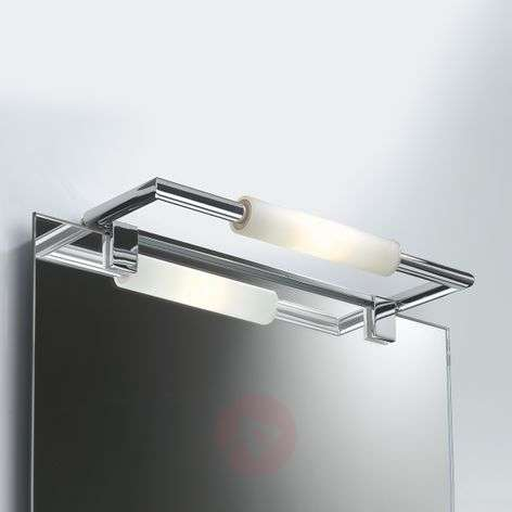 NEW BETA 1 modern mirror attachment light, chrome