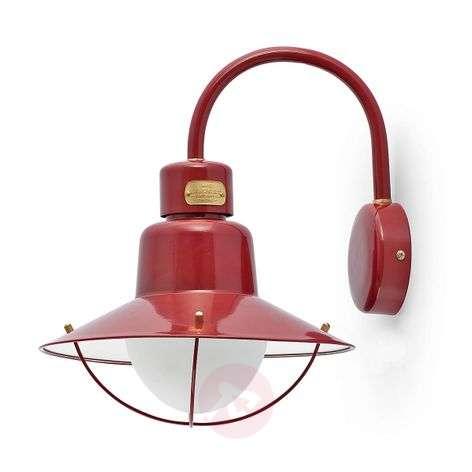 Newport Decorative Exterior Wall Lamp