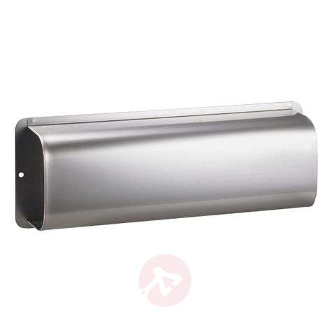 Newspaper box stainless steel for letterbox RAIN-1003098-31