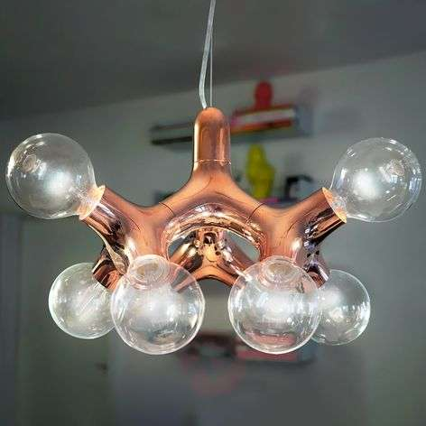 next DNA Chandelier - designer chandelier
