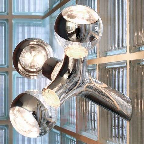 next DNA Wall/Ceiling ceiling lamp, chrome