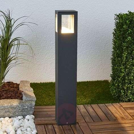 Nicola rectangular LED pathway light, IP54