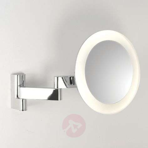 Niimi Round Cosmetic Mirror with LED Light
